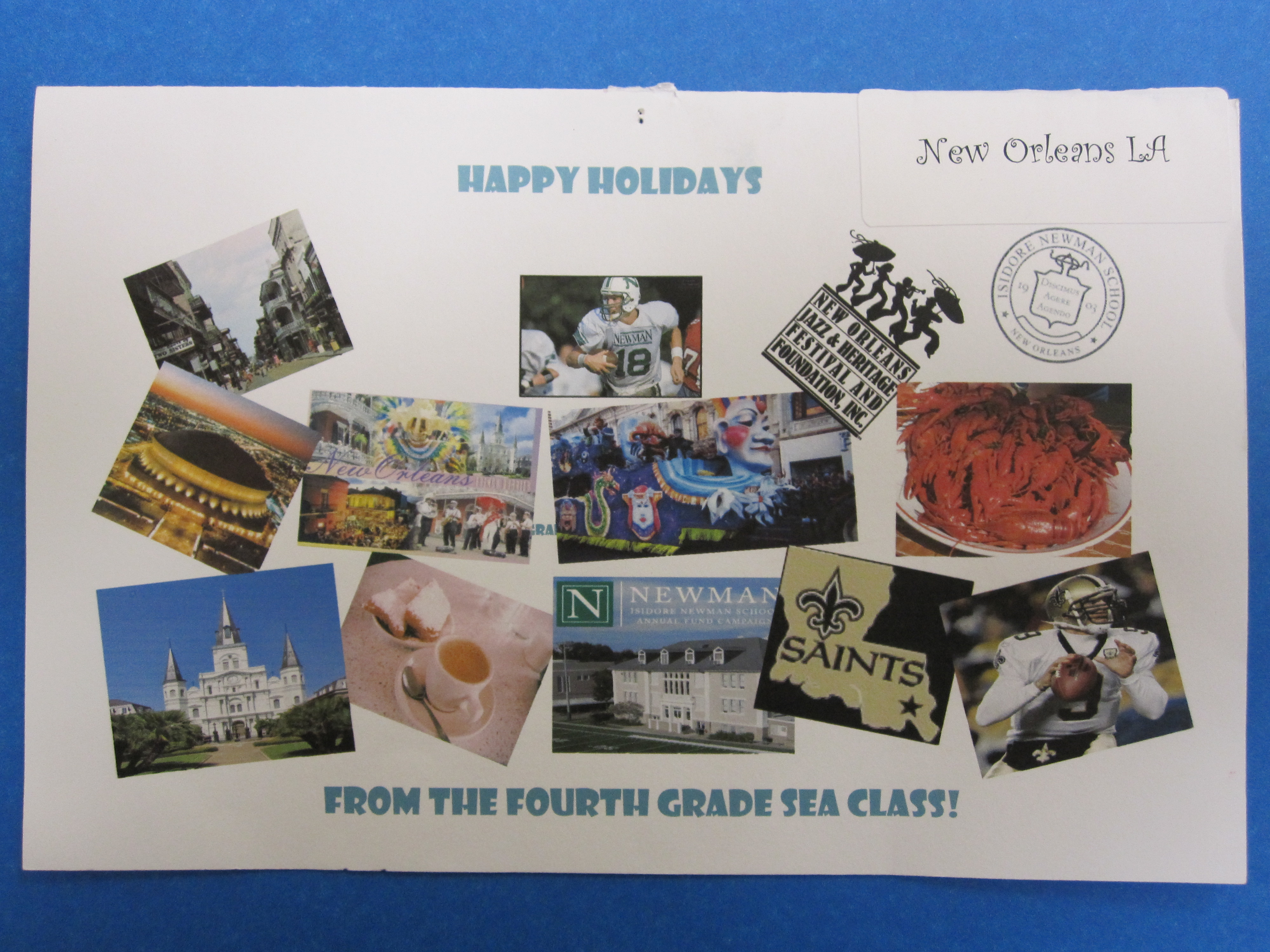 jlancastertech / Holiday Card Exchange